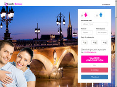 Site de rencontre Bordeaux : un moyen de multiplier les contacts